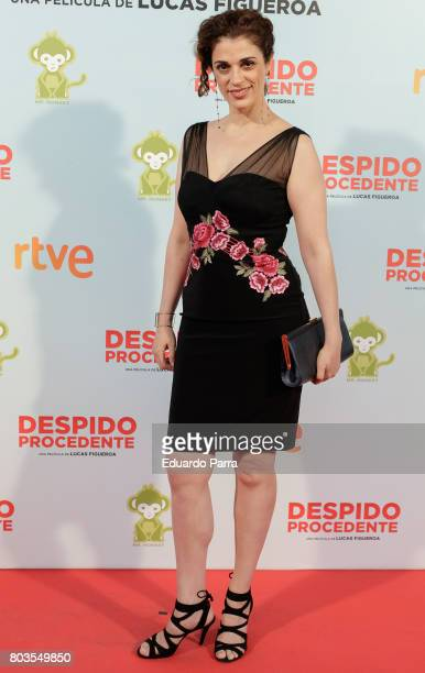 Actress Ruth Gabriel attends the 'Despido procedente' photocall at Callao cinema on June 29 2017 in Madrid Spain