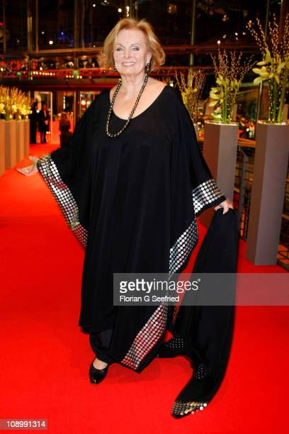 Actress Ruth Maria Kubitschek attends the Opening Party after the 'True Grit' premiere during the opening day of the 61th Berlin International Film...