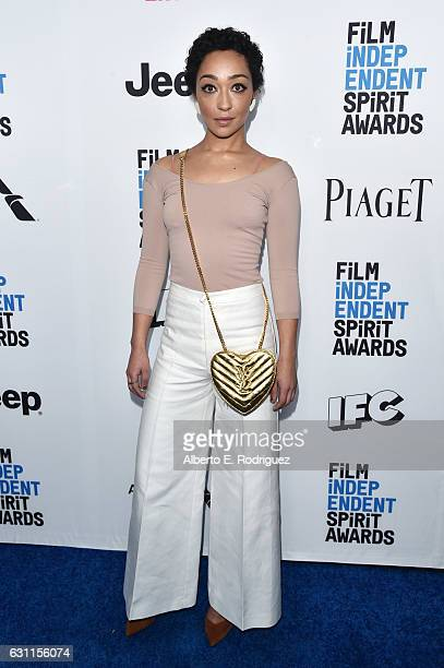 Actress Ruth Negga attends the 2017 Film Independent Filmmaker Grant and Spirit Award Nominees Brunch at BOA Steakhouse on January 7 2017 in West...