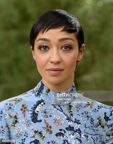 Actress Ruth Negga attends Variety's Creative Impact Awards and 10 Directors to Watch Brunch presented by MercedesBenz at the 28th Annual Palm...