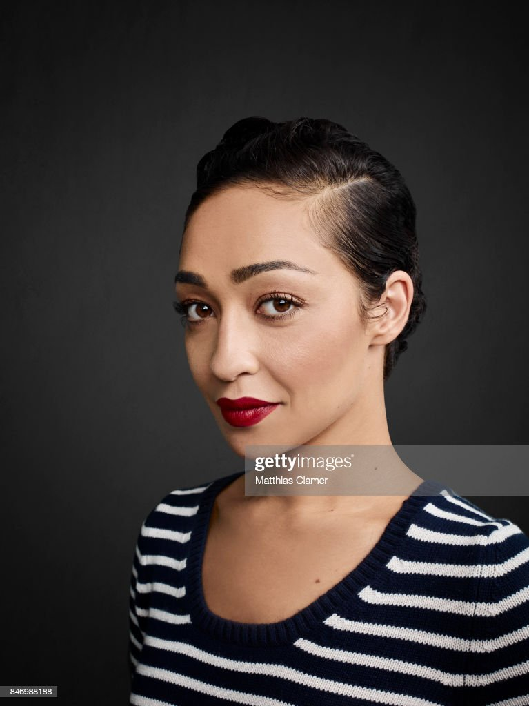 Actress Ruth Negga from 'Preacher' is photographed for Entertainment Weekly Magazine on July 22, 2016 at Comic Con in the Hard Rock Hotel in San Diego, California.