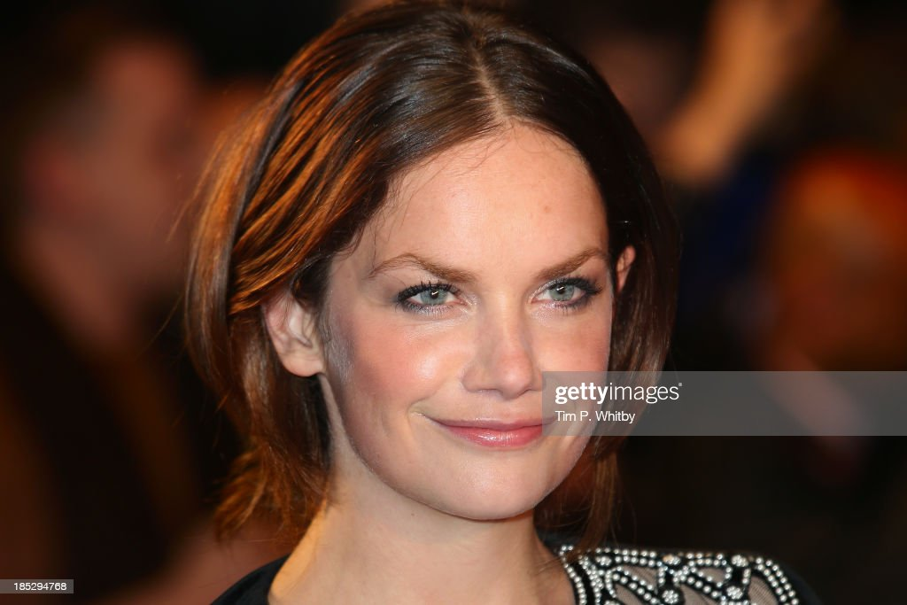 Actress <a gi-track='captionPersonalityLinkClicked' href=/galleries/search?phrase=Ruth+Wilson&family=editorial&specificpeople=3111655 ng-click='$event.stopPropagation()'>Ruth Wilson</a> attends a screening of 'Locke' during the 57th BFI London Film Festival at Odeon West End on October 18, 2013 in London, England.