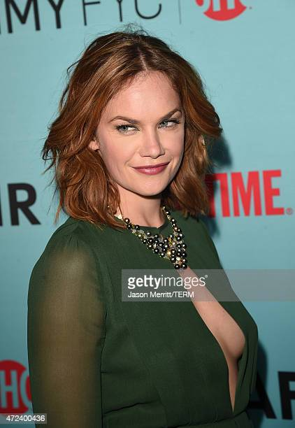 Actress Ruth Wilson attends Showtime's 'The Affair' screening and panel discussion at Samuel Goldwyn Theater on May 6 2015 in Beverly Hills California