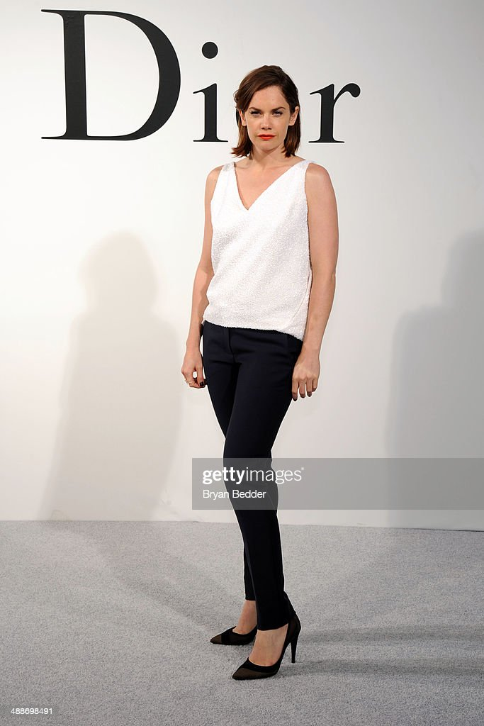 Actress Ruth Wilson attends the Christian Dior Cruise 2015 Show on May 7, 2014 in Brooklyn, New York City.