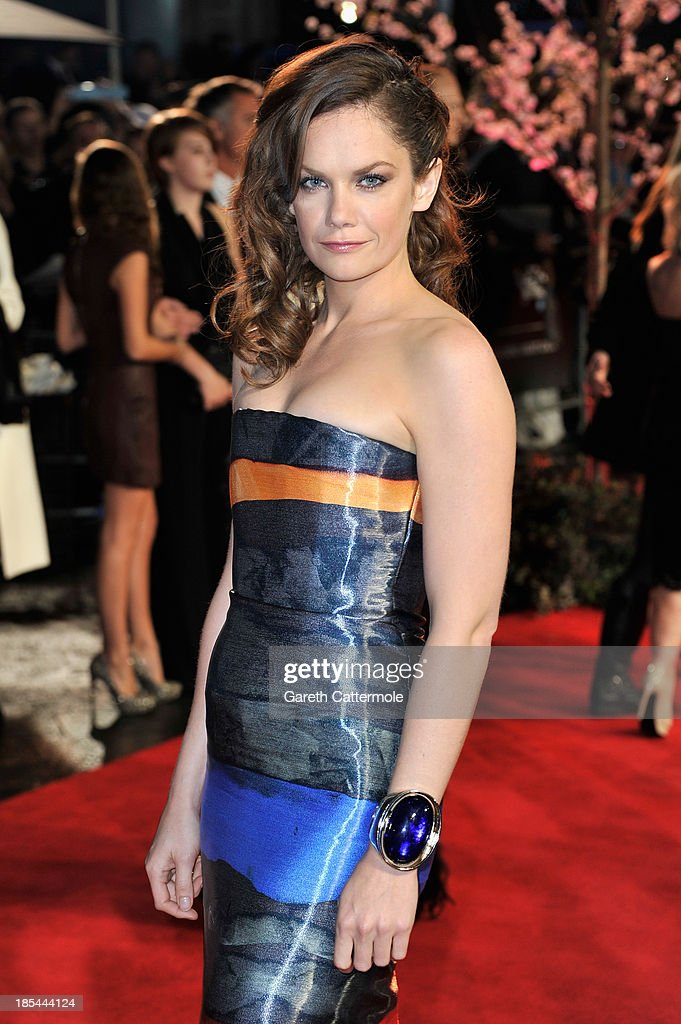 Actress Ruth Wilson attends the Closing Night Gala European Premiere of 'Saving Mr Banks' during the 57th BFI London Film Festival at Odeon Leicester Square on October 20, 2013 in London, England.