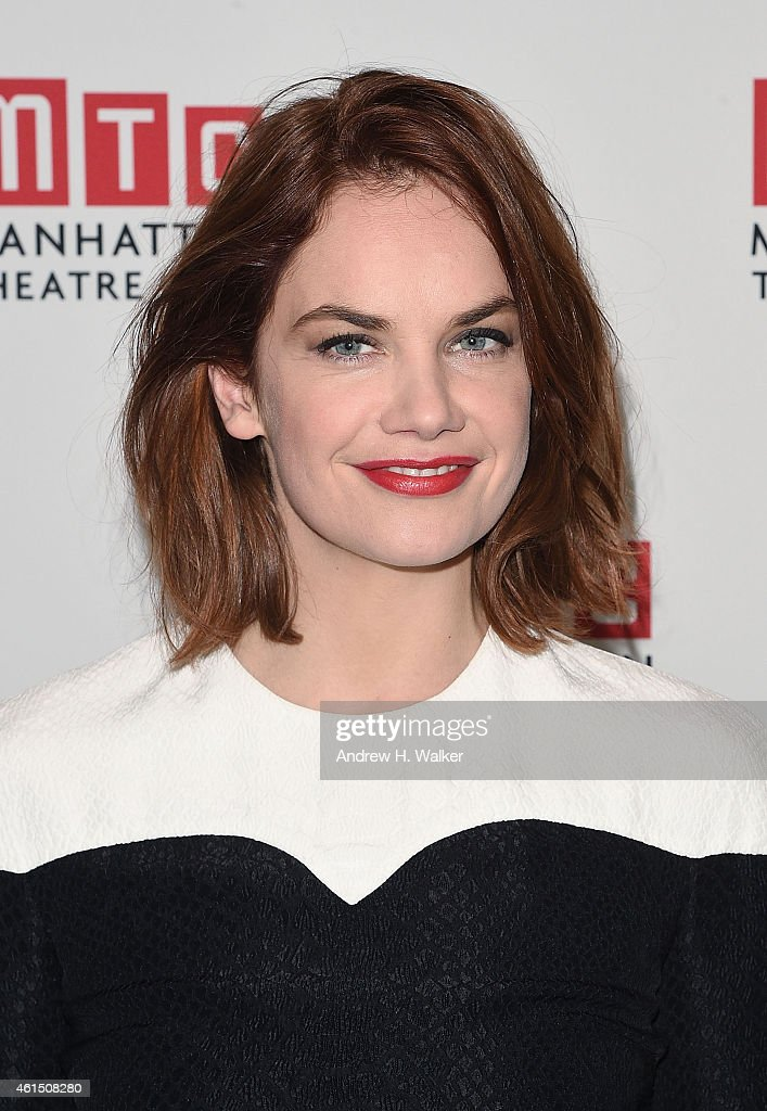 Actress <a gi-track='captionPersonalityLinkClicked' href=/galleries/search?phrase=Ruth+Wilson+-+Actress&family=editorial&specificpeople=3111655 ng-click='$event.stopPropagation()'>Ruth Wilson</a> attends the 'Constellations' Broadway opening night after party at Urbo NYC on January 13, 2015 in New York City.