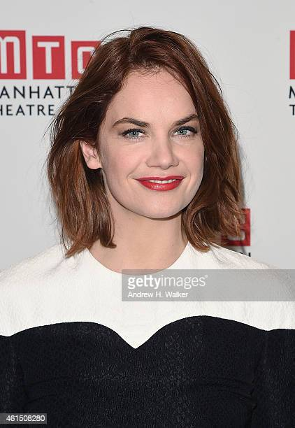 Actress Ruth Wilson attends the 'Constellations' Broadway opening night after party at Urbo NYC on January 13 2015 in New York City