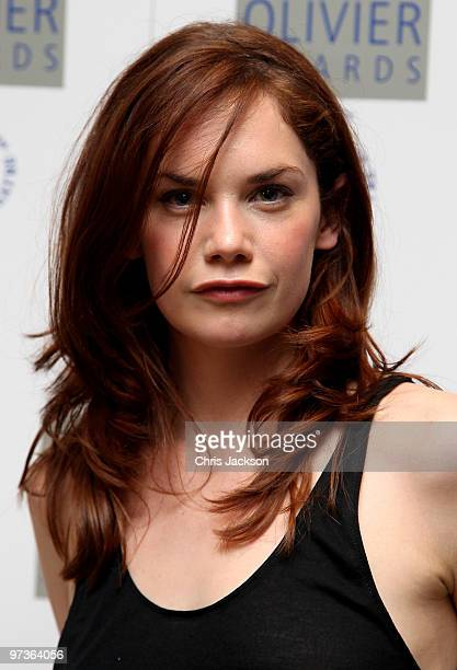 Actress Ruth Wilson attends the Laurence Olivier Awards Nominee Luncheon Party at the Haymarket Hotel on March 2 2010 in London England