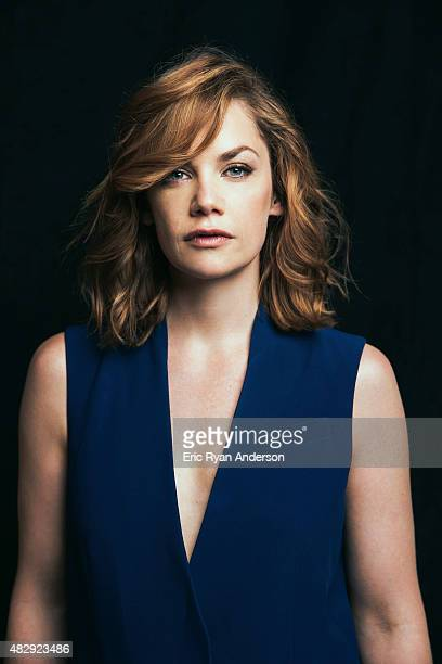 Actress Ruth Wilson is photographed for The Hollywood Reporter on April 1 2015 in New York City PUBLISHED IMAGE