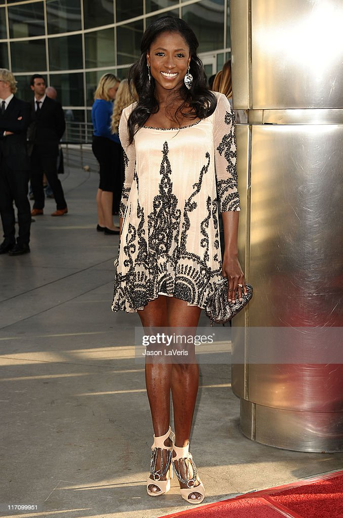 Actress Rutina Wesley attends the premiere of HBO's 'True Blood' at ArcLight Cinemas Cinerama Dome on June 21, 2011 in Hollywood, California.