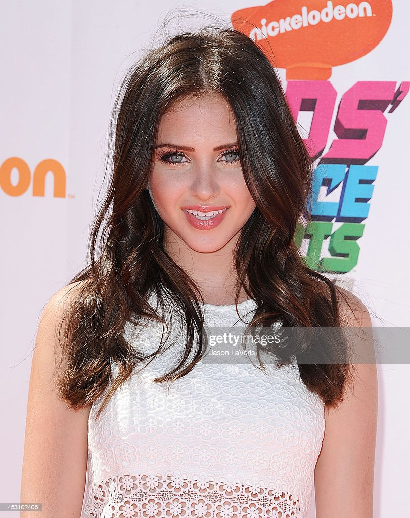 Actress Ryan Newman attends the 2014 Nickelodeon Kids' Choice Sports Awards at Pauley Pavilion on July 17, 2014 in Los Angeles, California.