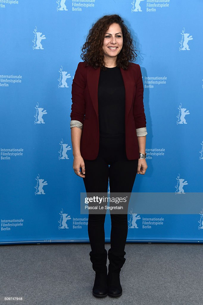 Actress Rym Ben Messaoud attends the 'Inhebbek Hedi' photo call during the 66th Berlinale International Film Festival Berlin at Grand Hyatt Hotel on February 12, 2016 in Berlin, Germany.