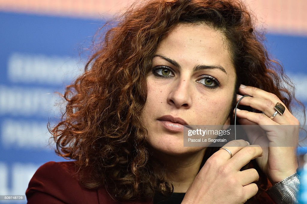 Actress Rym Ben Messaoud attends the 'Inhebbek Hedi' press conference during the 66th Berlinale International Film Festival Berlin at Grand Hyatt Hotel on February 12, 2016 in Berlin, Germany.