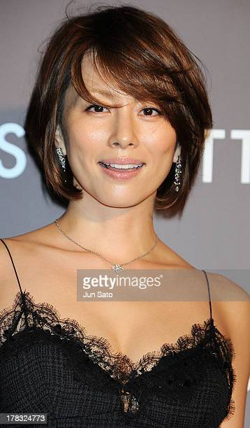 Ryoko Yonekura Stock Photos and Pictures | Getty Images