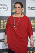 Actress S Epatha Merkerson arrives at the 25th Film Independent Spirit Awards held at Nokia Theatre LA Live on March 5 2010 in Los Angeles California
