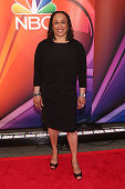 Actress S Epatha Merkerson attends the 2015 NBC Upfront Presentation Red Carpet Event at Radio City Music Hall on May 11 2015 in New York City
