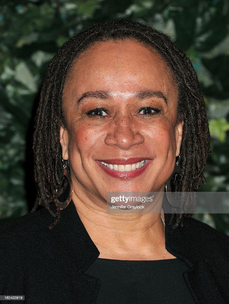 Actress S. Epatha Merkerson attends the QVC Red Carpet Style Party held at Four Seasons Hotel Los Angeles at Beverly Hills on February 22, 2013 in Beverly Hills, California.