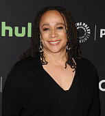 Actress S Epatha Merkerson attends the salute to Dick Wolf at the 33rd annual PaleyFest at Dolby Theatre on March 19 2016 in Hollywood California