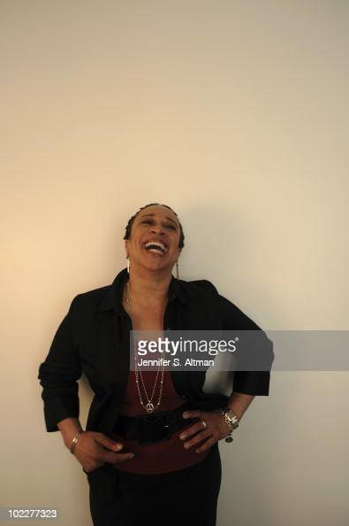 Actress S Epatha Merkerson is photographed for the Los Angeles Times