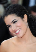 Actress Sabrina Ouazani attends the 'La Source Des Femmes' Premiere during the 64th Cannes Film Festival at the Palais des Festivals on May 21 2011...