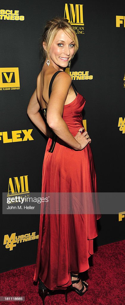 Actress Sadie Katz attends the Los Angeles premiere of 'Generation Iron' at the Chinese 6 Theatres in Hollywood on September 18, 2013 in Hollywood, California.