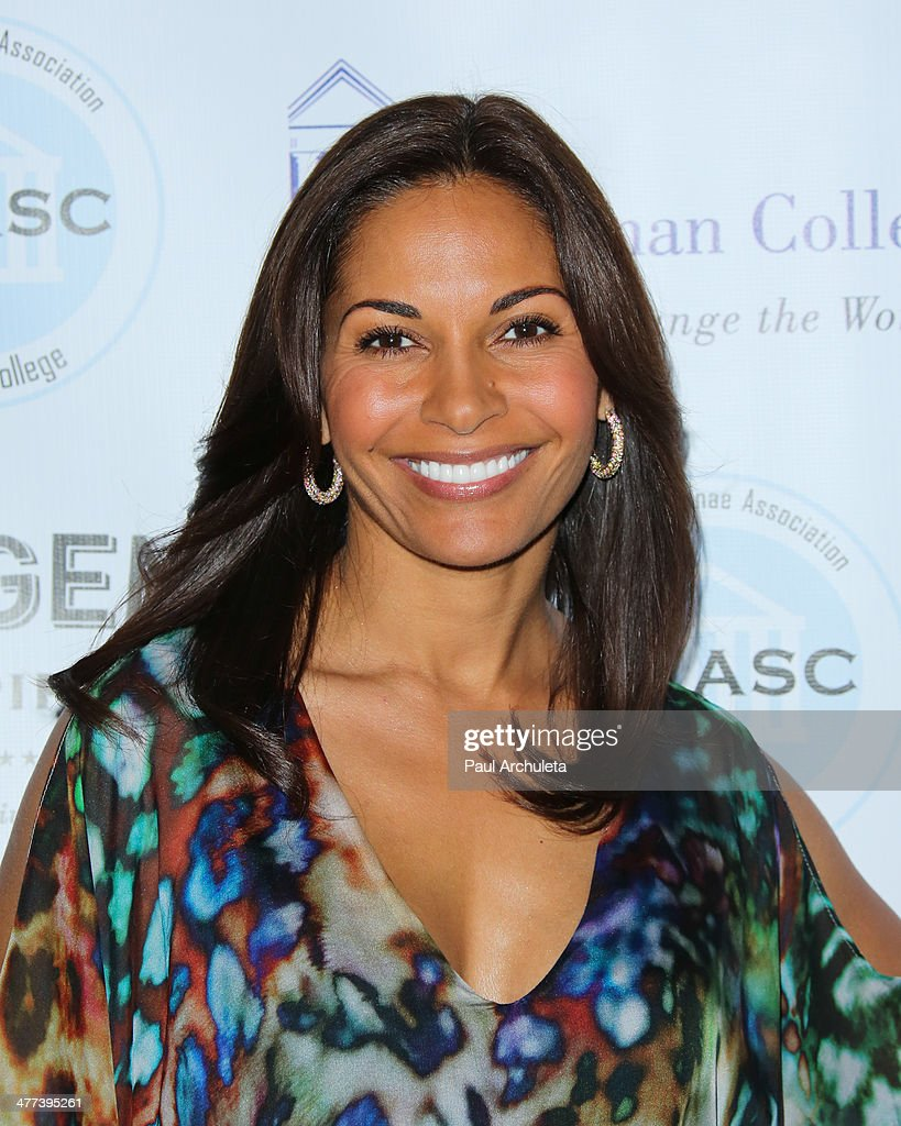 Actress Salli Richardson attends the National Alumnae Association of Spelman College LA Chapter toasts 20 years of fundraising on March 8, 2014 in Los Angeles, California.