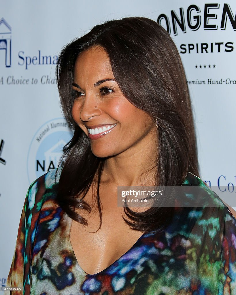 Actress <a gi-track='captionPersonalityLinkClicked' href=/galleries/search?phrase=Salli+Richardson&family=editorial&specificpeople=2717812 ng-click='$event.stopPropagation()'>Salli Richardson</a> attends the National Alumnae Association of Spelman College LA Chapter toasts 20 years of fundraising on March 8, 2014 in Los Angeles, California.
