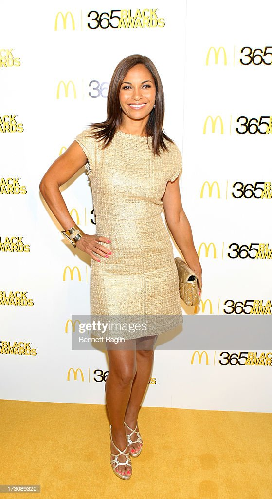 Actress Salli Richardson Whitfield attends the 2013 365 Black Awards at the Ernest N. Morial Convention Center on July 6, 2013 in New Orleans, Louisiana.