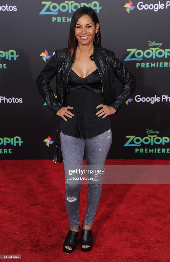Actress Salli RichardsonWhitfield arrives at the premiere of Walt Disney Animation Studios' 'Zootopia' at the El Capitan Theatre on February 17 2016...