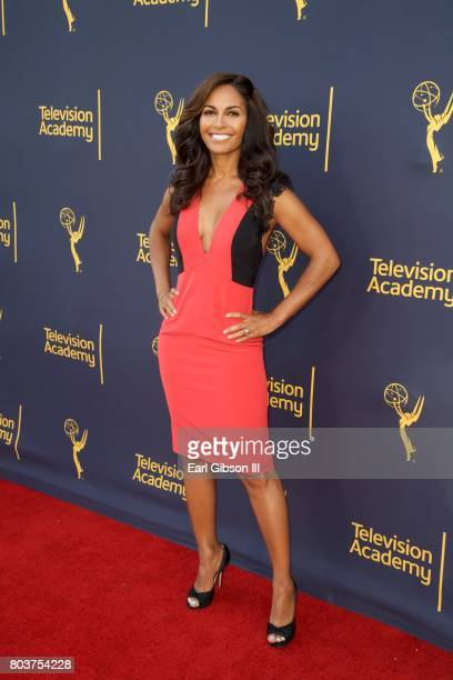 Actress Salli RichardsonWhitfield attends the Television Academy Hosts Words Music at Wolf Theatre on June 29 2017 in North Hollywood California