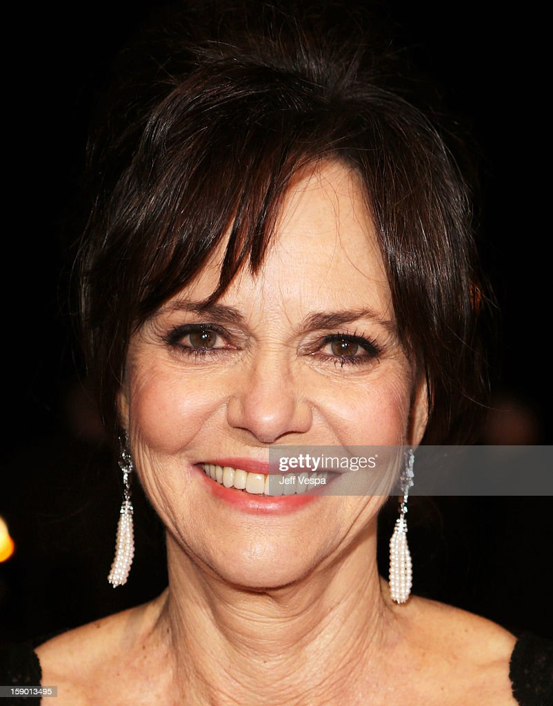 Actress Sally Field arrives at the 24th annual Palm Springs International Film Festival Awards Gala at the Palm Springs Convention Center on January 5, 2013 in Palm Springs, California.