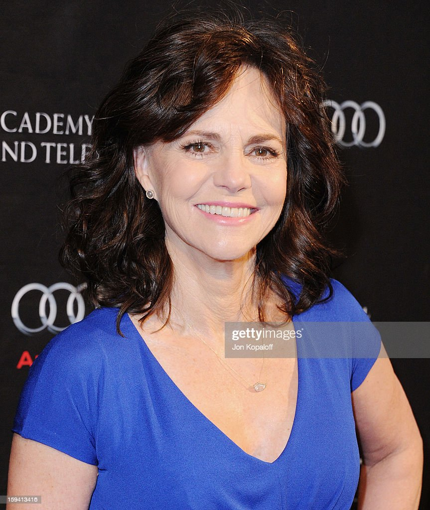 Actress Sally Field arrives at the BAFTA Los Angeles Awards Season Tea Party at Four Seasons Hotel Los Angeles at Beverly Hills on January 12, 2013 in Beverly Hills, California.