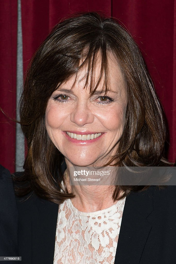 Actress <a gi-track='captionPersonalityLinkClicked' href=/galleries/search?phrase=Sally+Field&family=editorial&specificpeople=206350 ng-click='$event.stopPropagation()'>Sally Field</a> attends the Lark Theater's 20th Anniversary Benefit Celebration at the Lark Play Development Center on March 10, 2014 in New York City.