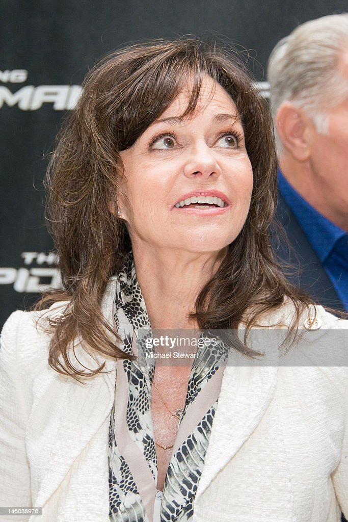 Actress Sally Field attends the 'The Amazing Spider-Man' New York City Photo Call at Crosby Street Hotel on June 9, 2012 in New York City.