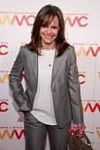 Actress Sally Field attends The Women's Media Center 2015 Women's Media Awards on November 5 2015 in New York City