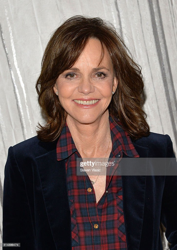 Actress Sally Field visits AOL Build Speakers Series to discuss her new film 'Hello My Name is Doris' at AOL Studios In New York on March 8 2016 in...