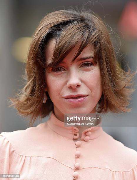 Actress Sally Hawkins arrives at the Los Angeles premiere of 'Paddington' at TCL Chinese Theatre IMAX on January 10 2015 in Hollywood California