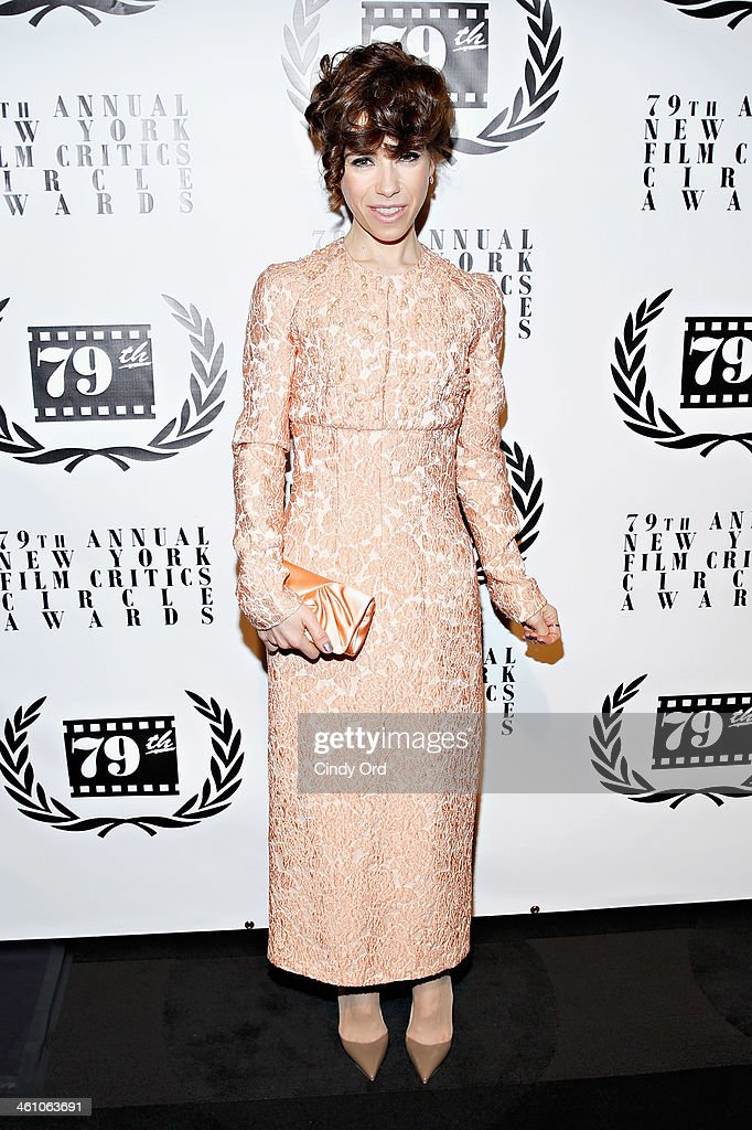 Actress <a gi-track='captionPersonalityLinkClicked' href=/galleries/search?phrase=Sally+Hawkins&family=editorial&specificpeople=3465924 ng-click='$event.stopPropagation()'>Sally Hawkins</a> attends the 2013 New York Film Critics Circle Awards Ceremony at The Edison Ballroom on January 6, 2014 in New York City.