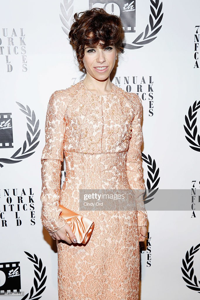 Actress Sally Hawkins attends the 2013 New York Film Critics Circle Awards Ceremony at The Edison Ballroom on January 6, 2014 in New York City.