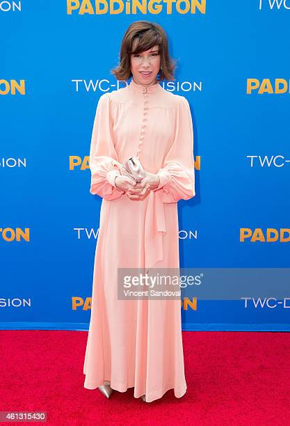 Actress Sally Hawkins attends the Los Angeles premiere of 'Paddington' at TCL Chinese Theatre IMAX on January 10 2015 in Hollywood California