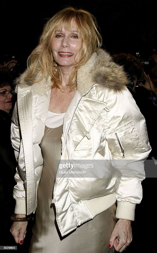 Actress Sally Kellerman arrives at the 13th Annual Night of 100 Stars Oscar Viewing Black Tie Gala, February 29, 2004 at the Beverly Hills Hotel in Beverly Hills, California.