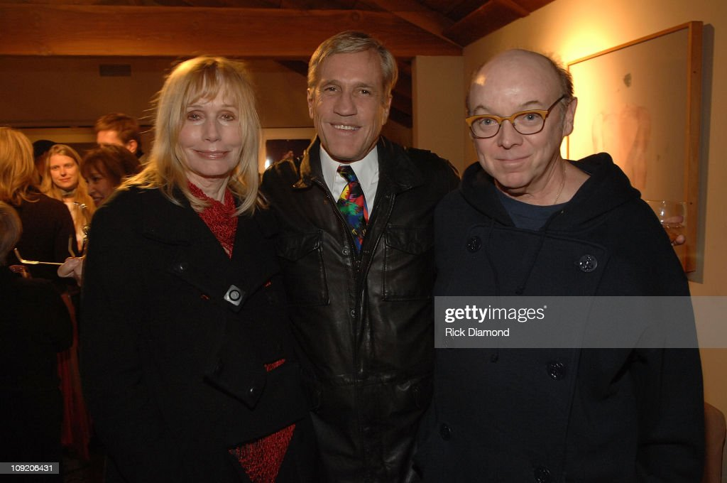 Actress Sally Kellerman Director Randal Kleiser and Actor Bud Cort at The Captain Planet Foundations Starlight Soiree introducing The Captain Planet...