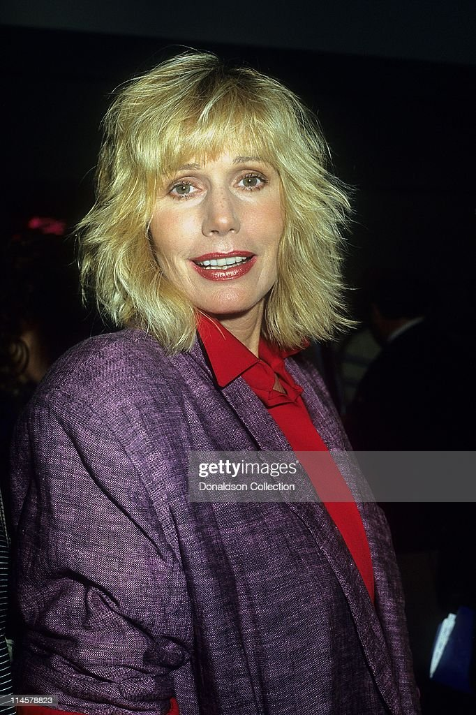 Actress Sally Kellerman poses for a portrait in circa 1985 in Los Angeles California