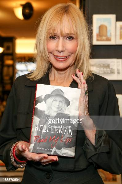 Actress Sally Kellerman signs copies of her new book 'Read My Lips' at Book Soup on May 8 2013 in West Hollywood California