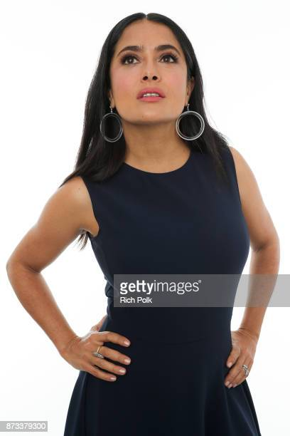 Actress Salma Hayek attends the AFI FEST Indie Contenders Roundtable at Hollywood Roosevelt Hotel on November 12 2017 in Hollywood California