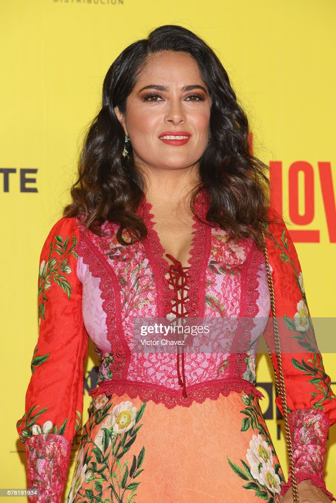 Actress salma hayek attends the how to be a latin lover mexico city picture id678191934 actress salma hayek attends the how to be a latin lover mexico city premiere ccuart Choice Image