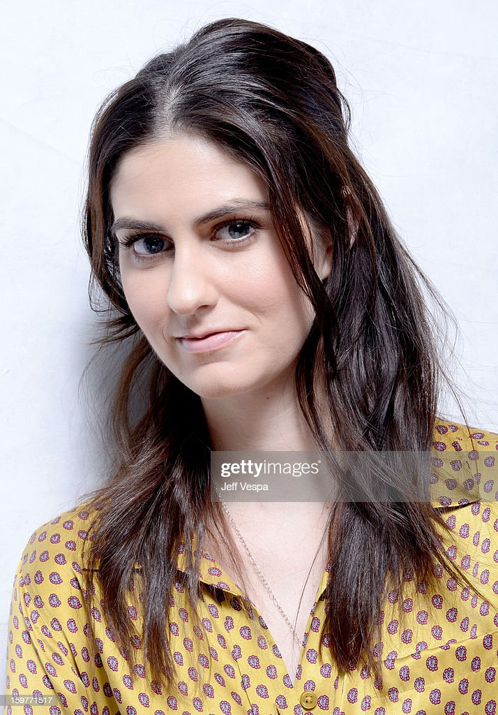 Actress Sam Buchanan poses for a portrait during the 2013 Sundance Film Festival at the WireImage Portrait Studio at Village At The Lift on January 20, 2013 in Park City, Utah.