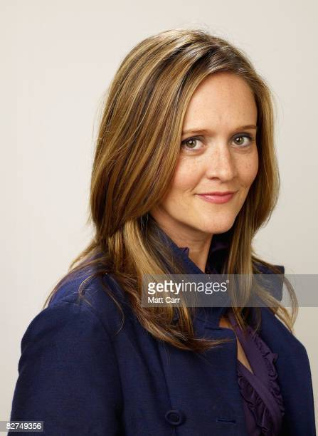 Actress Samantha Bee from the film 'Cooper's Camera' poses for a portrait during the 2008 Toronto International Film Festival at The Sutton Place...