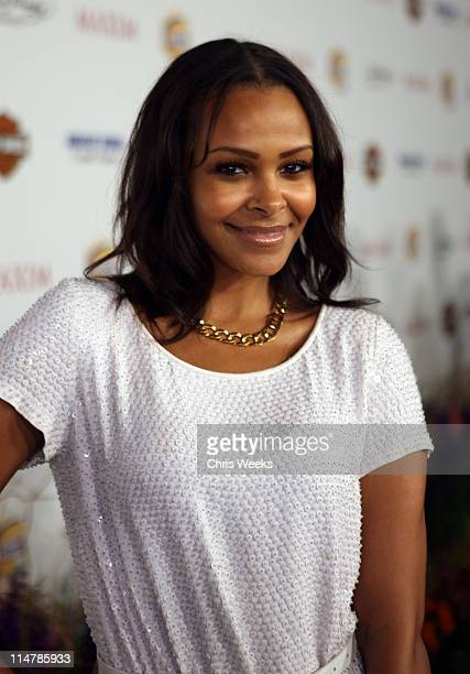 Actress Samantha Mumba arrives at the 11th annual Maxim Hot 100 Party with HarleyDavidson ABSOLUT VODKA Ed Hardy Fragrances and ROGAINE held at...