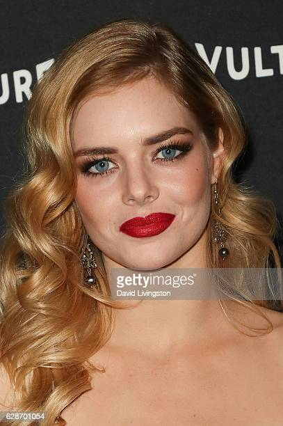 Actress Samara Weaving arrives at the Vulture Awards Season Party at the Sunset Tower Hotel on December 8 2016 in West Hollywood California